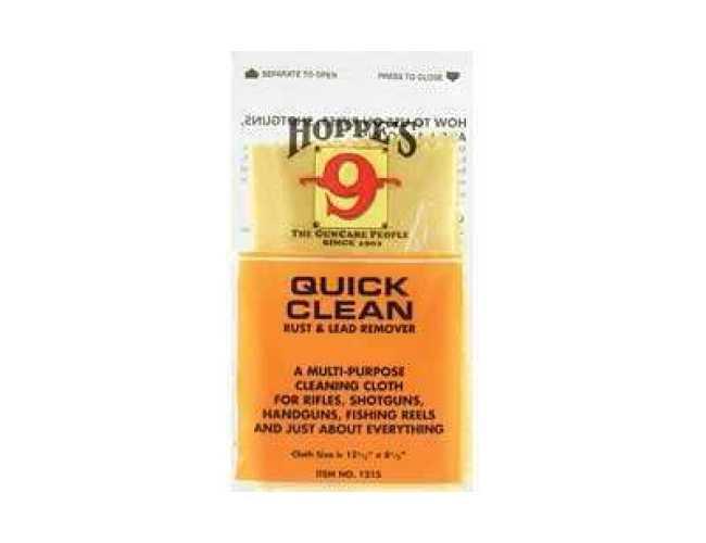 Салфетки для чистки оружия Hoppe's