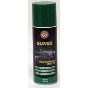 Масло оружейное Gunex-2000 200мл