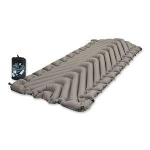 """Спальный коврик (каремат) надувной """"Klymit Static V Luxe"""""""