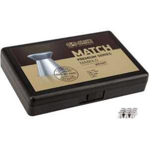 Пули пневматические JSB Match Premium light 4.52мм