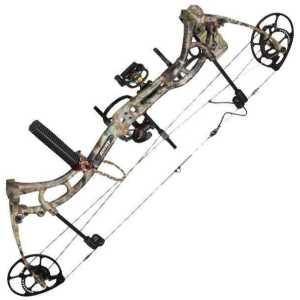 Лук Bear Archery Effect RTH ц:realtree apg