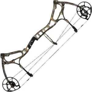 "Лук Bear Archery Motive 7 RH (NAP Quicktune 2100 Pursuit Cartel Long 28"") ц:realtree apg"