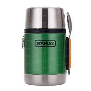 Термос пищевой с ложкой Stanley Adventure (0,5л) 6939236331029