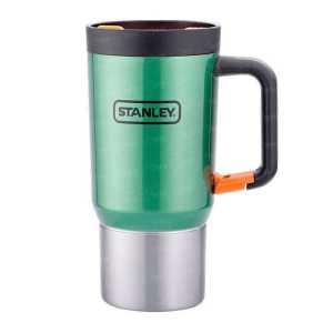 Кружка Stanley Clip-Grip 590 мл. зеленая