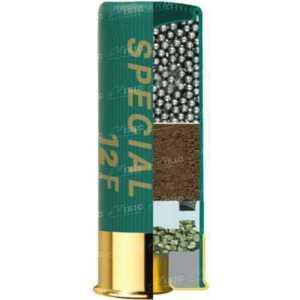 Патрон Rottweil Special 12 F кал.12/67,5 дробь №7 (2,5 мм) навеска 32 г