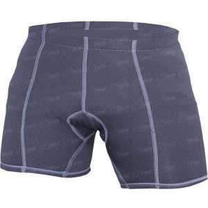 Термо шорты Ordana X-варм S серые