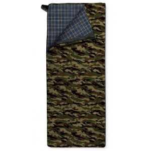 Спальный мешок Trimm Tramp 195 camo. 225х90 одеяло R