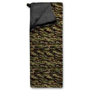 Спальный мешок Trimm TRAVEL camouflage 185 R