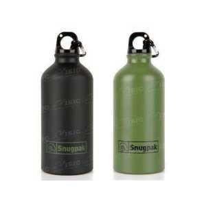 Бутылка Snugpak Alumin Drinks.Емкость - 1 л.Цвет - olive