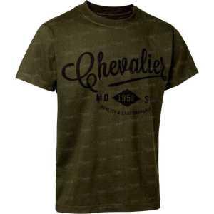 Футболка Chevalier Marshall. Размер - L. Цвет оливковый.
