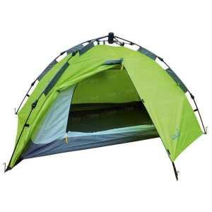 Палатка Norfin ZOPE 2 Полуавтоматическая 2 местная 2-х слойная ц:зеленый