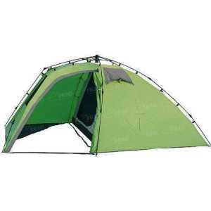 Палатка Norfin PELED 3 Полуавтоматическая 3 местная 2-х слойная ц:зеленый