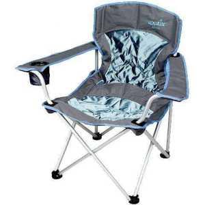 Кресло Norfin VERDAL max140кг / NFL Alu ц:синий