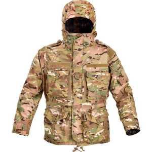 Куртка Defcon 5 SAS SMOCK JACKET MULTICAMO. Размер - XL. Цвет - мультикам