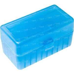 Коробка для патронов GTI Equipment кал .223 Rem. Количество - 50 шт. Цвет - голубой