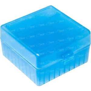 Коробка для патронов GTI Equipment кал .223 Rem. Количество - 100 шт. Цвет - голубой