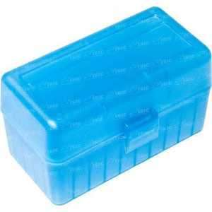 Коробка для патронов GTI Equipment кал .308 Win. Количество - 100 шт. Цвет - голубой
