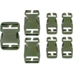 Рем. комплект Condor Buckle Repair Kit. Цвет - Olive Drab