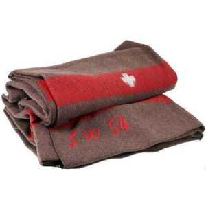 Одеяло швейцарское шерстяное (200x140 см), оригинал