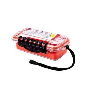 Коробка Plano Guide Series PC 3500 23 х12,5 х7,6 см, оранжевая
