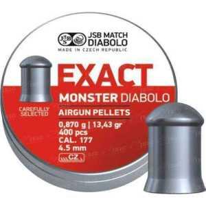 Пули пневматические JSB Diabolo Monster