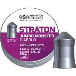 Пули пневматические JSB Diabolo Straton Jumbo Monster