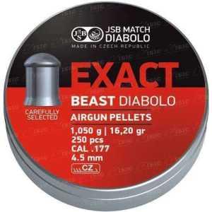 Пули пневматические JSB Diabolo Exact Beast