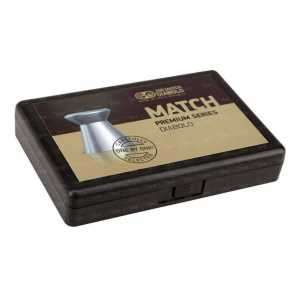 Пули пневматические JSB Match Premium MW
