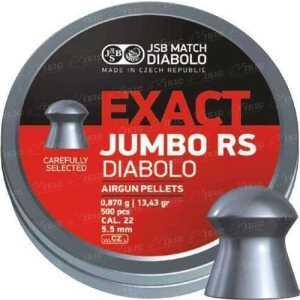 Пули пневматические JSB Exact Jumbo RS