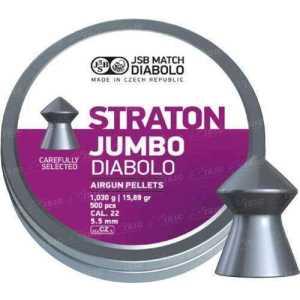 Пули пневматические JSB Jumbo Straton