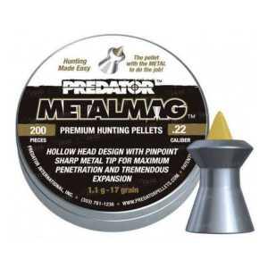Пули пневматические JSB Metalmag