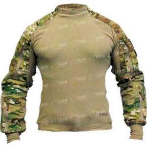 Рубашка SOD Spectre DA Combat Shirt. Размер - 2XL. Цвет - multicam/olive