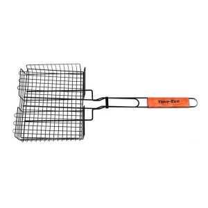Решетка - гриль Time-Eco 2108 с антипригарным покрытием