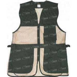 Жилет стрелковый Allen Ace Shooting Vest. Размеры: XL/XXL. Цвет - зеленый/ песчаный.
