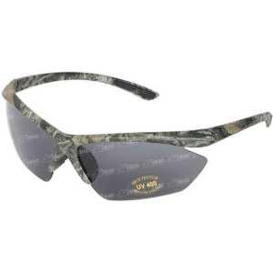 Очки стрелковые Allen Shooting Glasses. Линзы - поликарбонат (дымчатый).