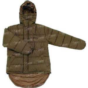 Куртка Snugpak Blizzard Jacket. Размер - М. Цвет - зелёный/св.коричневый
