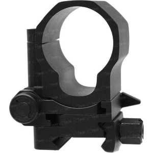 Крепление Aimpoint FlipMount для прицела Aimpoint Comp C3. Диаметр - 30 мм. Высота основания - 39 мм. На планку Weaver/Picatinny