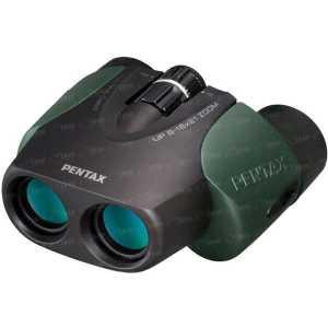 Бинокль Pentax UP 8-16х21. Цвет - зеленый
