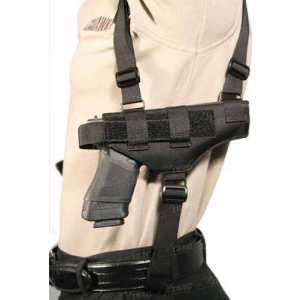 Кобура BLACKHAWK! Shoulder Holster. Цвет - черный.