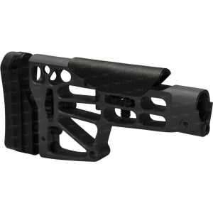 Приклад MDT Skeleton Rifle Stock. Материал - алюминий. Цвет - черный