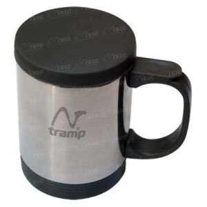 Термокружка Tramp TRC-021 300мл с крышкой и подставкой T