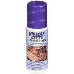 Средство для ухода Nikwax Fabric&Leather Proof 125ml