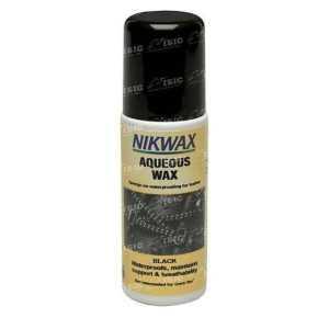 Средство для ухода Nikwax Aqueous wax black 125мл