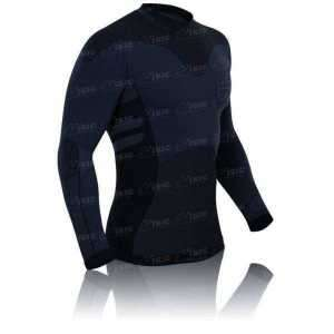 Термобелье FUSE PRO 200 Longshirt Man black XL