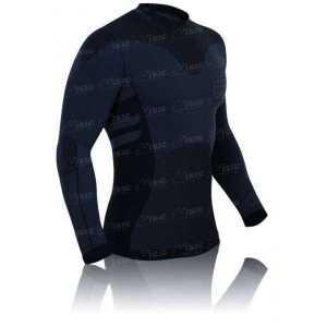 Термобелье FUSE PRO 200 Longshirt Man black XXL