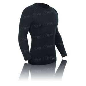 Термобелье FUSE Merino Longshirt Man black XXL