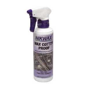 Средство для ухода Nikwax Wax cotton proof 300мл
