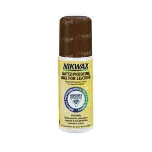 Средство для ухода Nikwax Waterproofing Wax for brown 125 ml