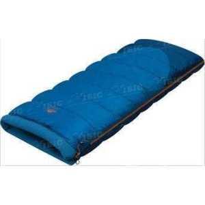 Спальный мешок Alexika Tundra Plus right blue 190+35х80 одеяло