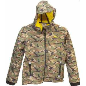 Куртка Unisport Softsh 14 UNIVERS-TEX SOFTSHELL ц:woodland camo